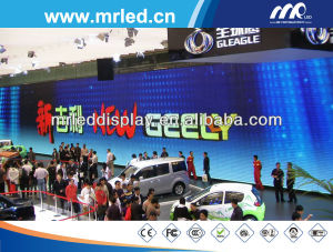 Mrled P10mm Full Color Outdoor RGB LED Panel for Advertising (1R1G1B) pictures & photos