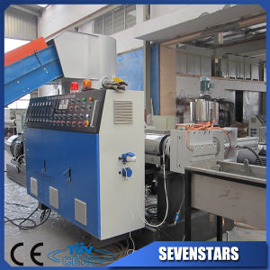 Agglomerator Type Pelletizing Recycling Line pictures & photos