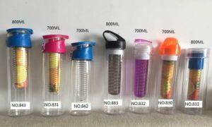 Water Infuser/Fruit Juice Water Bottle/New Fruit Water Infuser Plastic Bottle