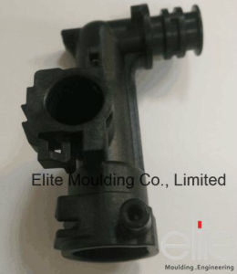 PA6 Plastic Piping Parts and Mould pictures & photos