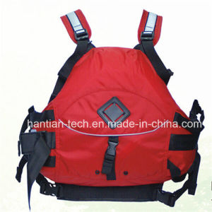 Terylene Oxford Foam Rafting Life Jacket pictures & photos