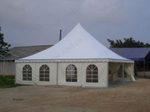 10X10m Outdoor Aluminum Pagoda Luxury Tent for Event pictures & photos