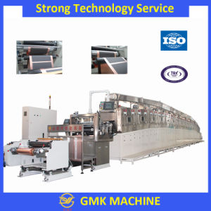 Vertical Type Single Surface Coater pictures & photos