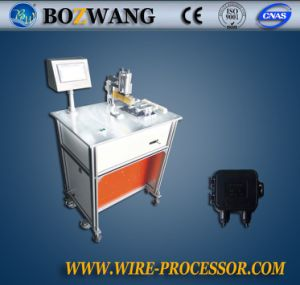 Semi-Automatic Nuts Tightening Machine for PV Wire Junction Box pictures & photos