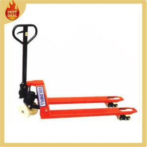 High Lift Hydraulic Hand 3 Ton Manual Pallet Truck pictures & photos