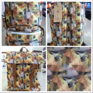 Polyester 600d High Density PVC/PU Triangles Printing Fabric pictures & photos