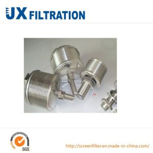 Stainless Steel Water Strainer Manufacturer pictures & photos