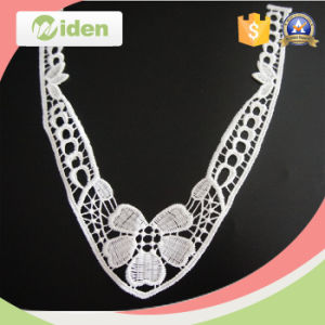 Chemical Neck Lace Neck Design with Lace Work Collar Lace pictures & photos