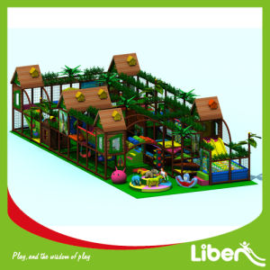 Liben New Indoor Climbing Structure for Kids pictures & photos