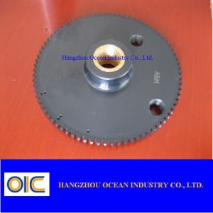 Steel Motor Pulleys Gears for Industrial Usage pictures & photos