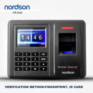 Fr-S20 Network Biometric Fingerprint Access Control pictures & photos