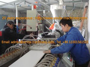 PVC Ceiling Panel Production Line Machine