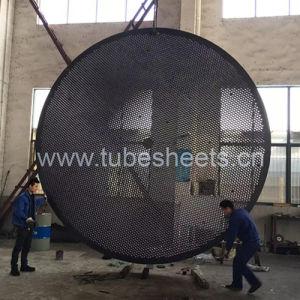 Heavy Project Heat Exchanger Tube Sheet & Baffle for Pressure Vessles or Boiler or Condenser Baffle Steel