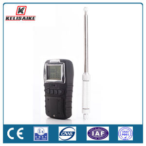 Ce Approved Portable Indoor Gas Detecting Automobile Emission Gas Analyzer pictures & photos