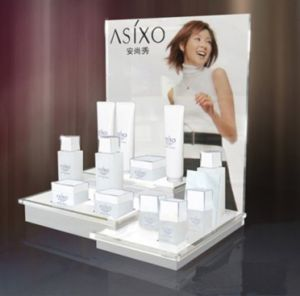 Acrylic Cosmetic Display Stand, Retail Display, Counter Top Display pictures & photos