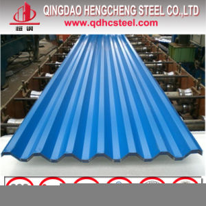 SGCC PPGI Corrugated Roofing Sheets in China pictures & photos