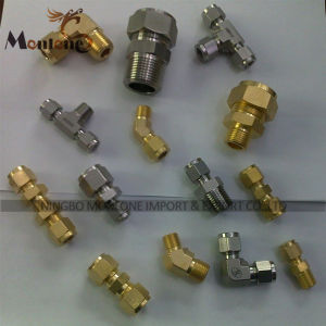 Carbon Steel Threaded Hydraulic Fittings and Hydraulic Adapters pictures & photos