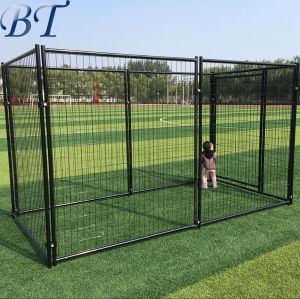 Heavy Duty Hot DIP Galvanized Steel Wholesale Dog Cage Kennel pictures & photos