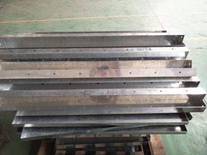 OEM Bracket of Galvanized Steel pictures & photos
