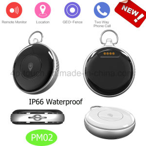 Waterproof IP66 GPS Tracker with Sos and Agps+WiFi PM02 pictures & photos