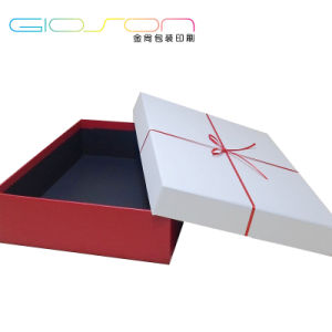 Lid & Base Gift Box/ Paper Packaging for Garments pictures & photos