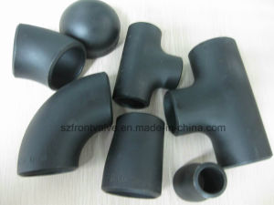 Ductile Iron Flanged Pipe Fittings pictures & photos