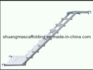 Hot Sale Ringlock Steel Scaffolding Ladder Form China pictures & photos