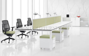 Commercial Office Cabin Partition Modern Workstation for 6 Person (SZ-WS272) pictures & photos