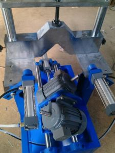 V-Cutting Saw for UPVC Profiles pictures & photos