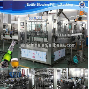 14 Head Automatic Beer Rinsing Filling Capping Machine pictures & photos
