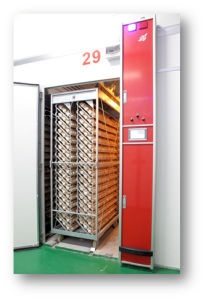 Multi-Stage Type Automatic Egg Incubator pictures & photos