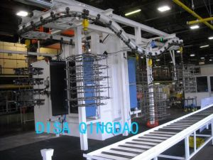 The Rail Type Processing and Cleaning Equipment