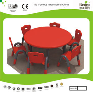 Kaiqi Children′s Table - Round Shape - Many Colours Available (KQ50175A) pictures & photos