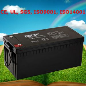 Battery Energy Storage System Deep Cycle Battery 48V 210ah pictures & photos