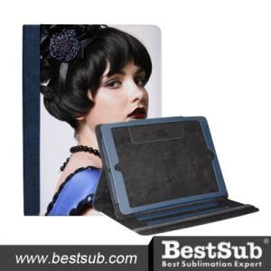 Bestsub New Arrival Sublimation Tablet Case for iPad Air Blue PU Case (IPD18B) pictures & photos