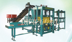 Semi-Automatic Brick Making Machine (NYQT4-10) Semi-Automatic Brick Making Machine