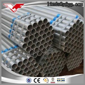 En39 Hot Dipped Galvanized 48mm Scaffolding Pipe Youfa Brand China pictures & photos
