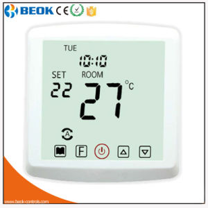 Color Backilght Immersible Sensor Thermostat with Weekly Program pictures & photos