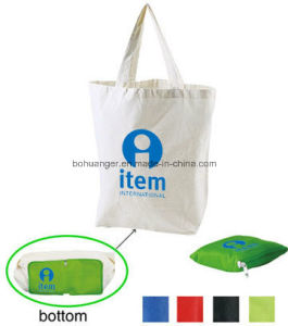 Hot Sale Promotion Foldable Cotton Bag for Shopping