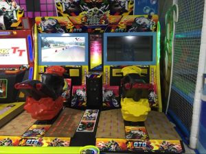 Mantong Luxury Tt Moto Racing Moto Game Machine for Amusement Place pictures & photos