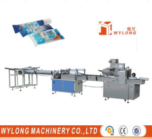 Automatic Disposable Plastic Cup Counting and Packing Machine