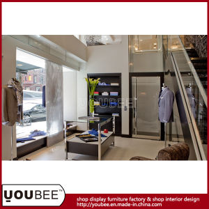 Fashion Store Display Design for Retail Garment/ Clothes/Clothing Shop From Factory pictures & photos