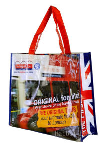 Custom PP Woven Bag, Laminated Non-Woven Bag, Shopping Bags pictures & photos