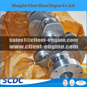 Good Qualtiy Crankshaft for Isuzu 4hf1, 4bd1, 6bd1, 6HK1, 4ja1, 4jb1 Diesel Engine pictures & photos