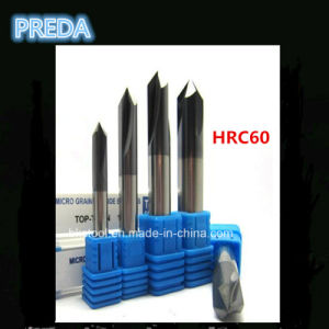HRC55/60 Chamfer Cutters Antin Coated High Quality pictures & photos