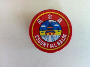 19g /Tin Essential Balm - White/Brown Ritan pictures & photos