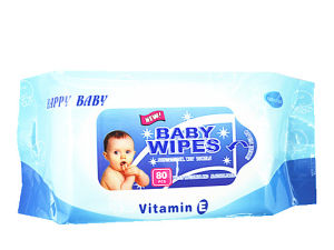 Baby Hand-Mouth Cleaning Wet Tissue Wholesale Skin Care Wet Wipes China Factory pictures & photos