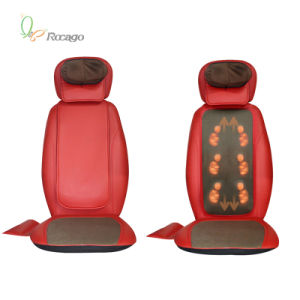 3D Shiatsu Massage Cushion Kneading Body Massager pictures & photos