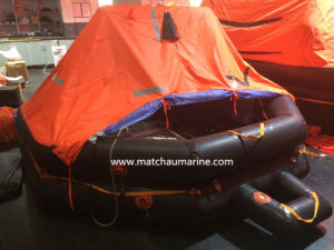 Throw Over Board Self Righting Inflatable Life Rafts pictures & photos