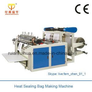 Economical Polythene Bag Making Machine Price pictures & photos